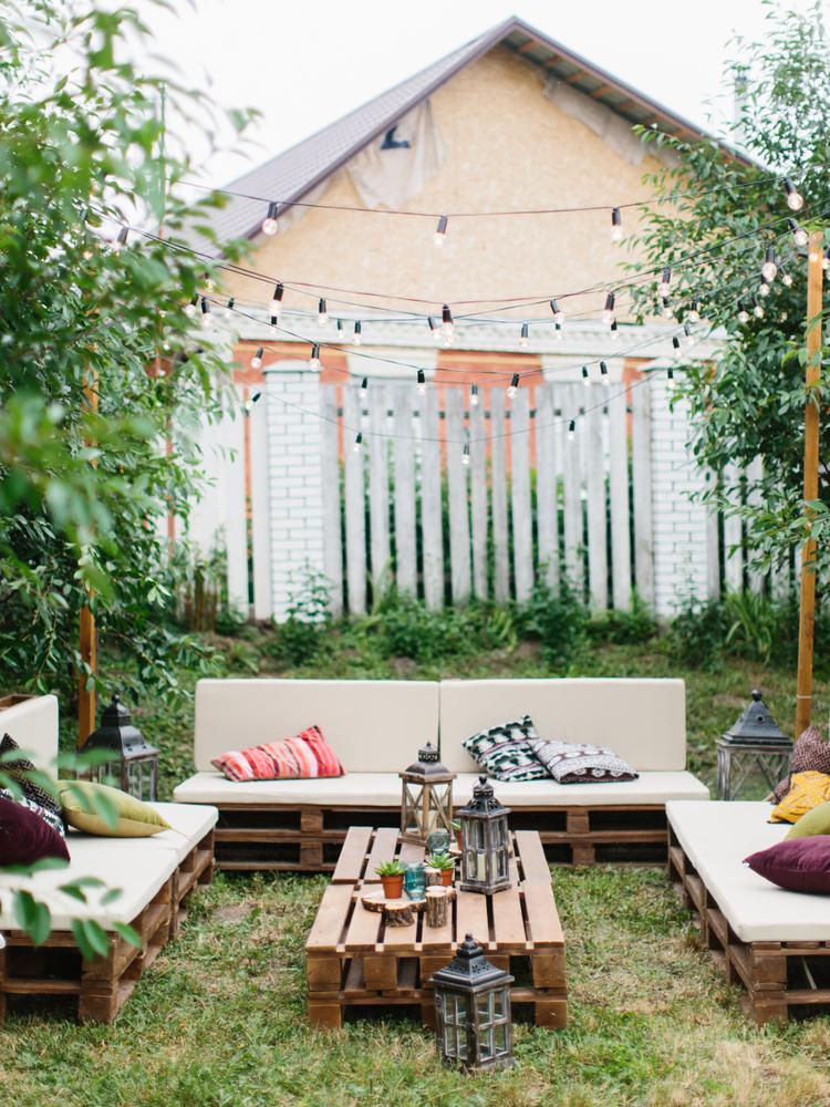 coussins lanternes cosy