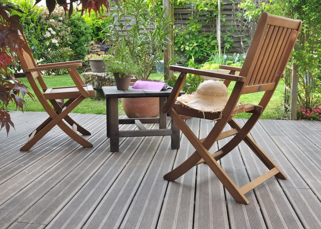 mobilier petite terrasse