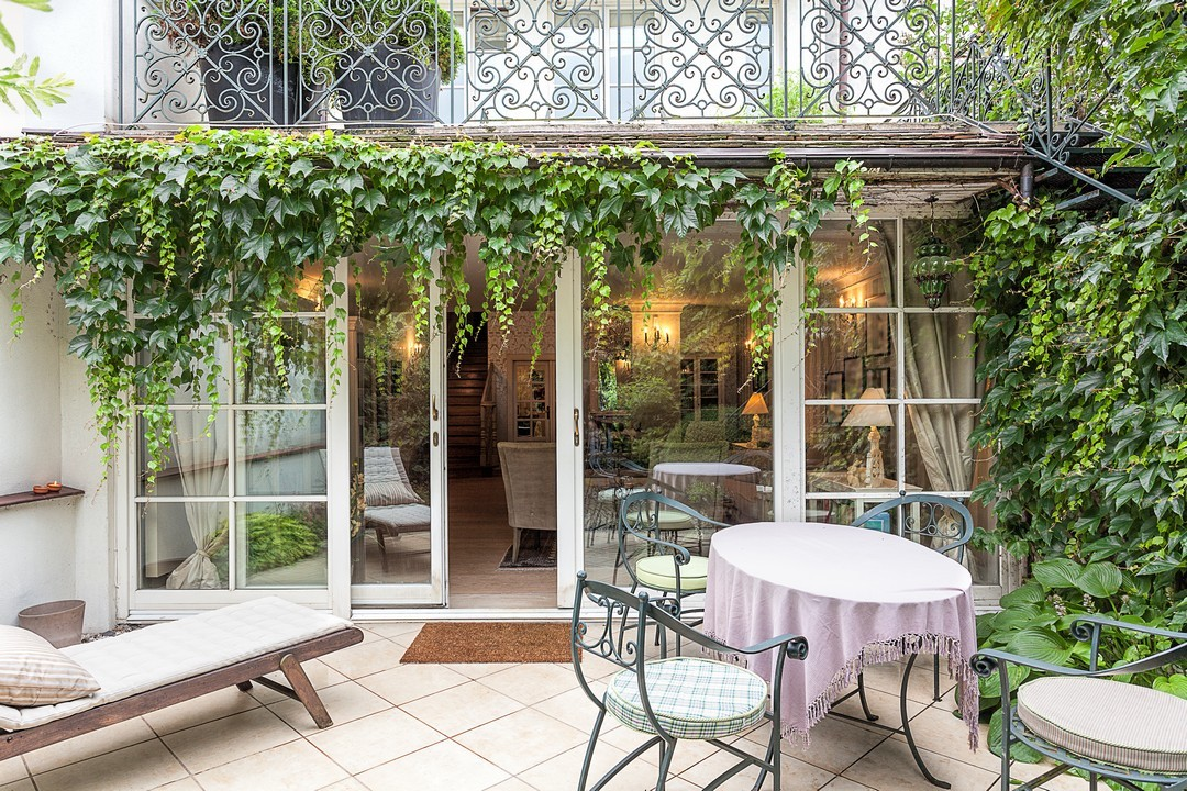 mobilier style bistrot
