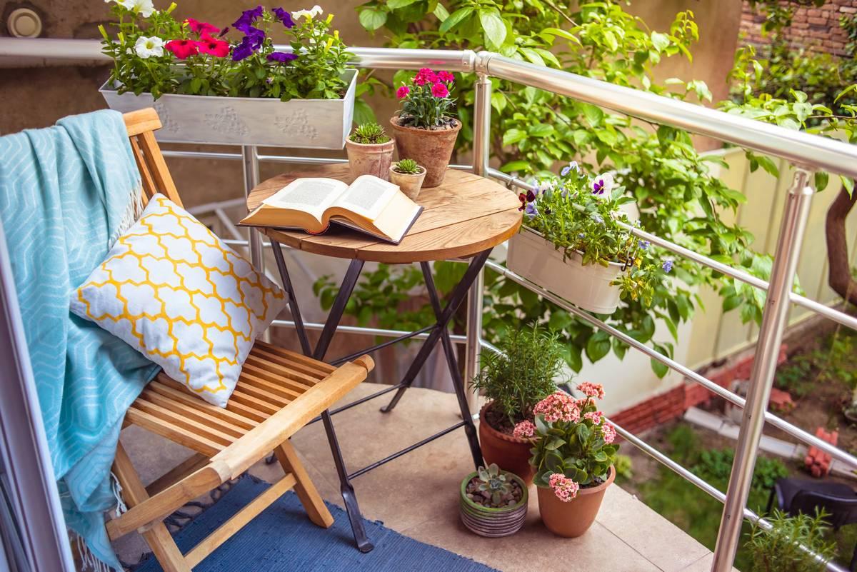 avantages petite terrasse