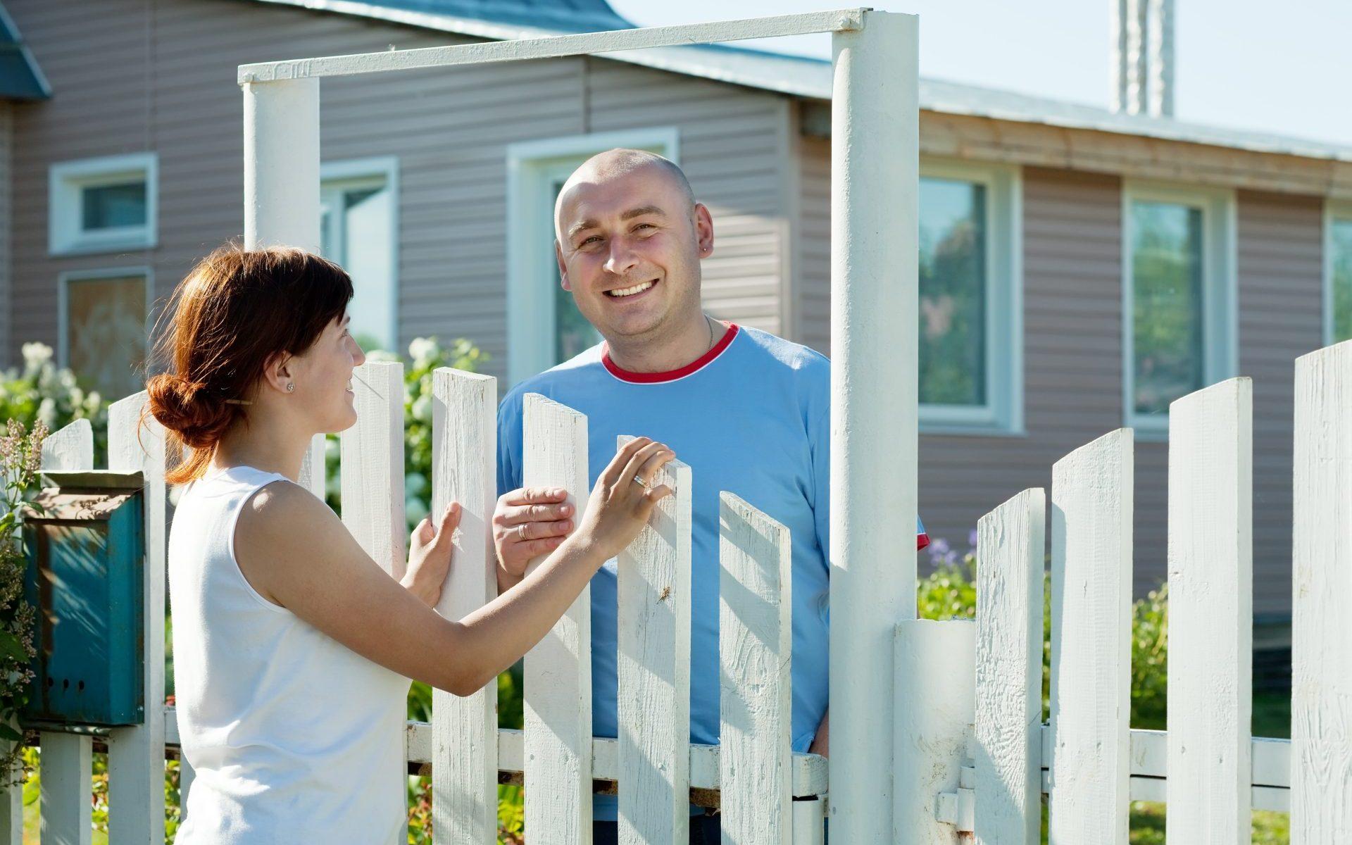 Conseils d'un paysagiste pour aménager une clôture