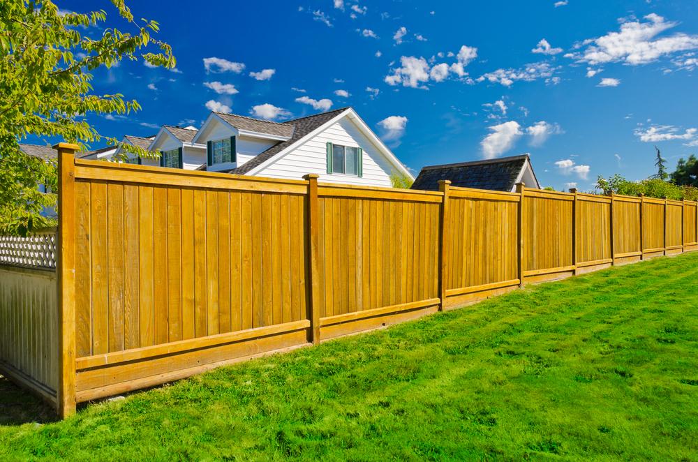 Choisir une palissade de jardin
